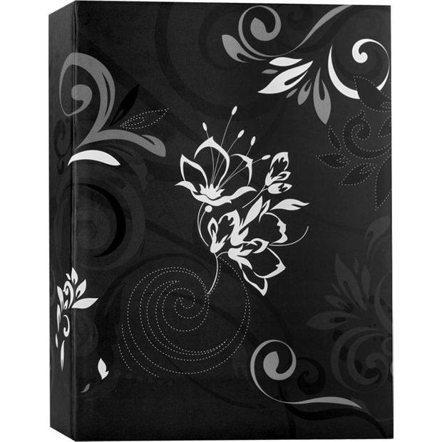 ZEP Umbria Black 10x15 200 foto's insteekalbum EB46200B