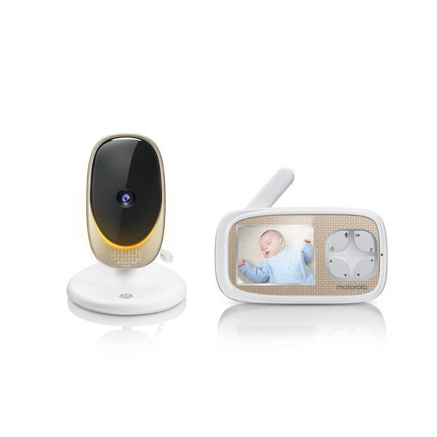 Motorola Comfort40 Connect babyfoon - video - waar je ook bent