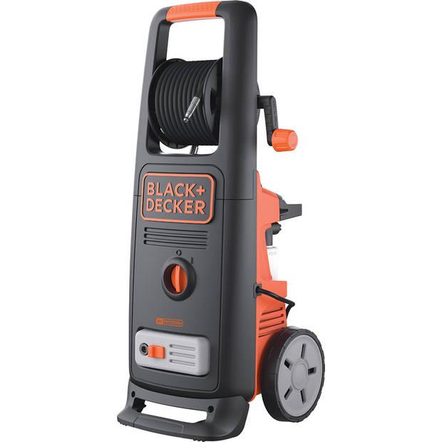 BLACK+DECKER Hogedrukreiniger BXPW2000PE - 140 Bar - 2000 Watt - 440 l/u - Verrijdbaar