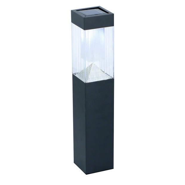 Grundig tuinlamp - solar - set van 3 - 52,5 cm hoog