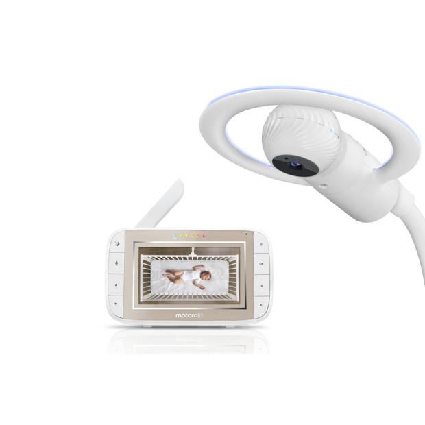 Motorola Babyfoon Halo+ MBP944 Connect - Full HD - Nachtzicht