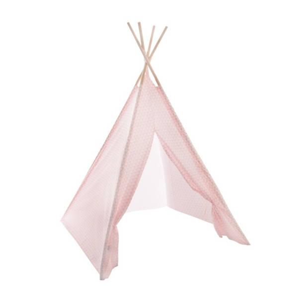 Atmosphere - Tipi- Tent - Speeltent - Roze