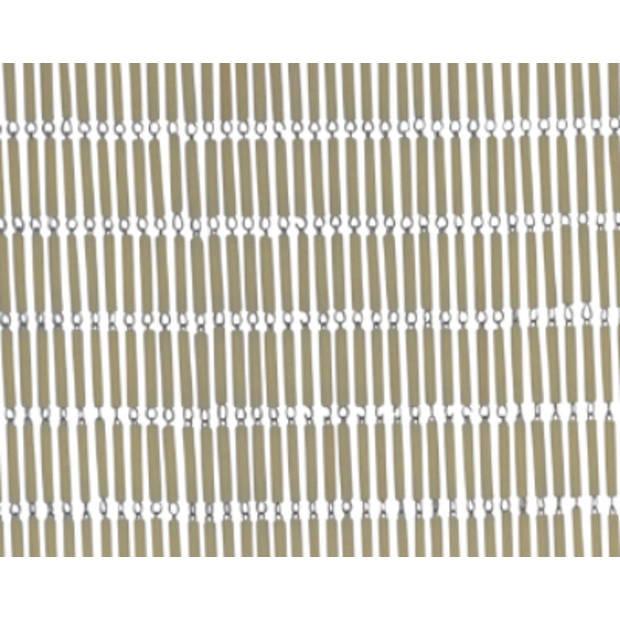 Vliegengordijn - 100x230 cm - Beige