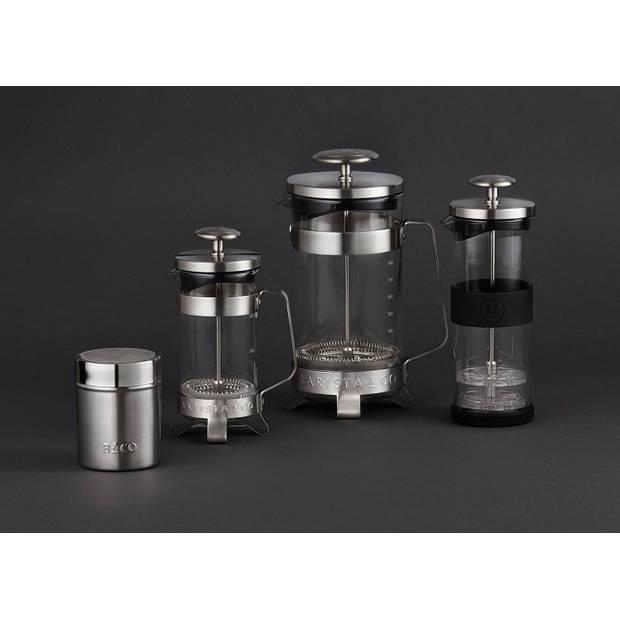 Melkopschuimer, Zilver - Barista & Co