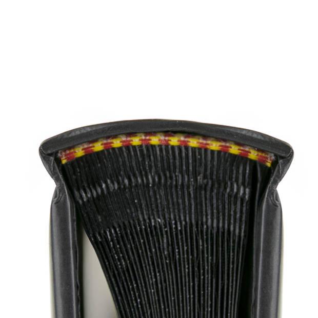 ZEP - Fotoalbum Umbria zwart met Pergamijn beschermvellen 30 vel / 60 pagina's wit formaat 30x30 - EBB30BK