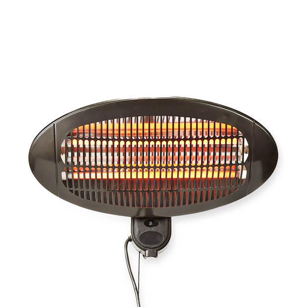 Nedis terrasverwarmer HTPA110EBK