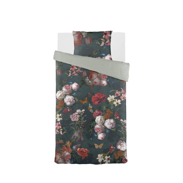 Blokker dekbedovertrek roma - 140x220 cm - multikleur