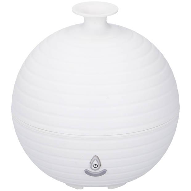 Grundig aromadiffuser - vernevelaar en sfeerlamp ineen - wit - met timer