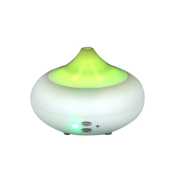 Grundig aromadiffuser - vernevelaar en sfeerlamp - 360° - ultrasoon - kleur veranderend