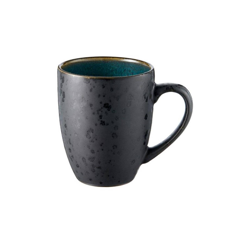 Bitz Mok Zwart Groen 30 Cl