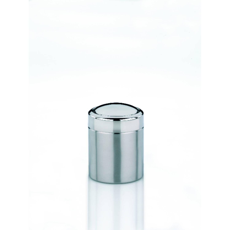 Ano Afvalemmer Swing - 1,5 Liter - Zilver - Kela