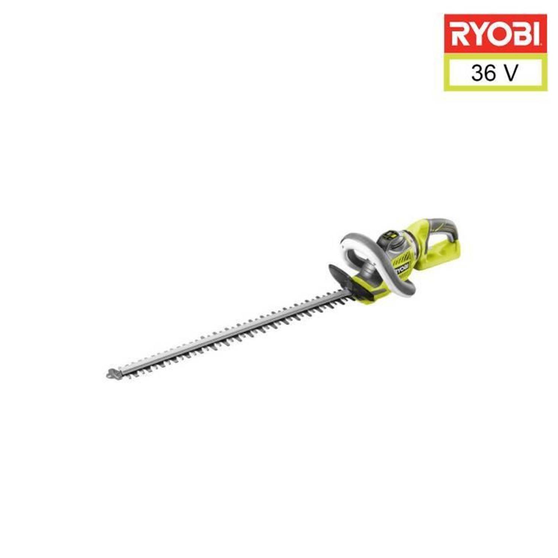 Ryobi Heggenscharen 60 Cm 36v Zonder Batterij
