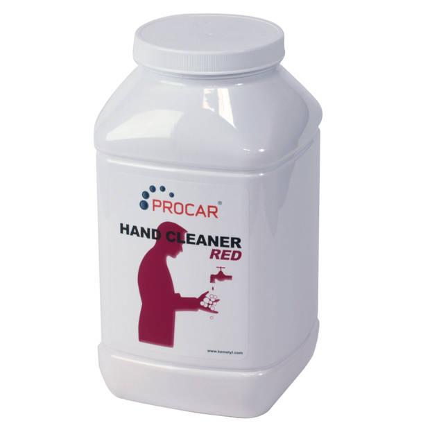 Procar handreiniger 700 ml wit/rood