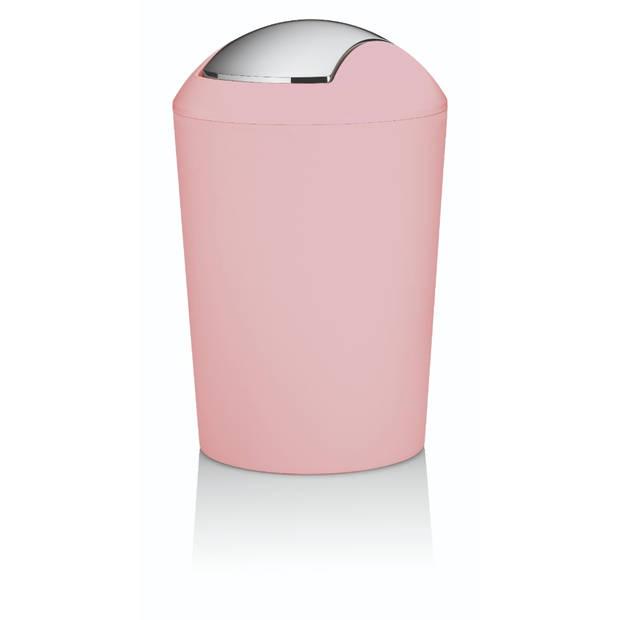 Marta Afvalemmer - 1,7 liter - Roze - Kela