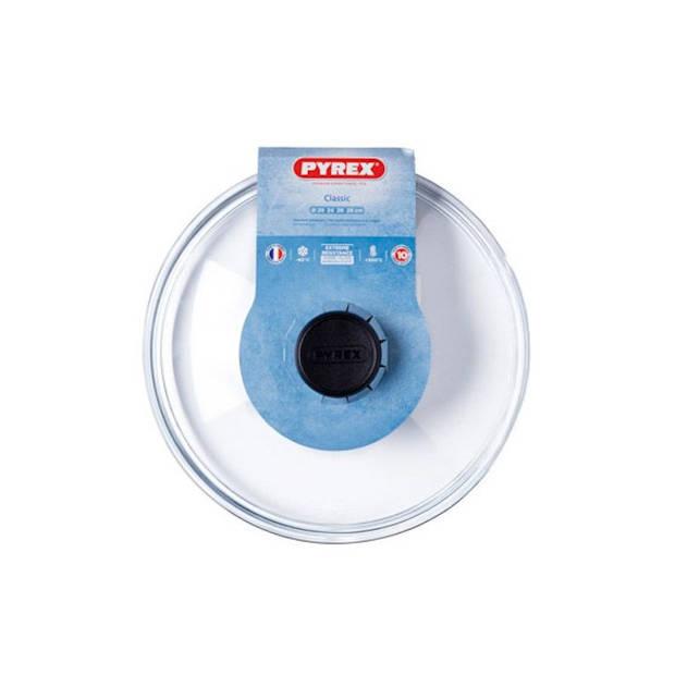 Glazen deksel, 24 cm - Pyrex Classic Accessories