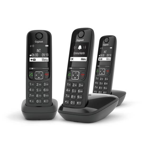 Gigaset AS690R Trio Senioren Dect telefoon