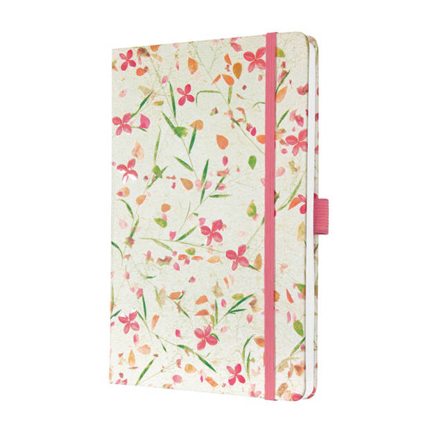 Weekagenda Jolie Beauty A5 2021 hardcover 'Bloom Pink'