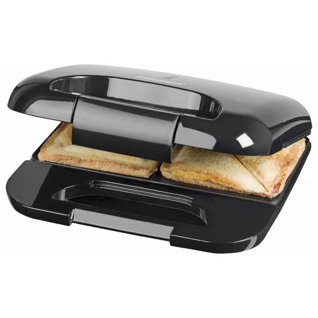 Bestron Sandwichmaker Funcooking ASM750Z 750 W zwart