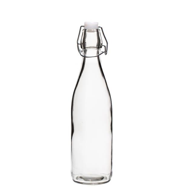 Sareva Beugelfles Rond 0.5 Liter