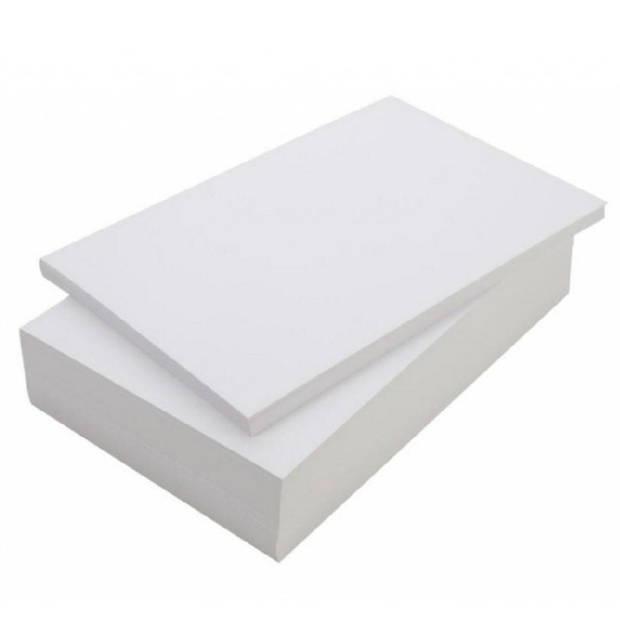 Print / kopieerpapier A4 5000 vellen - blanco printpapier