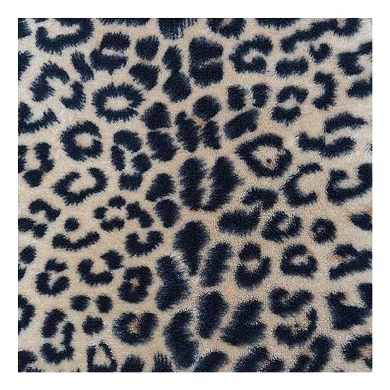 100x Panterprint/dierenprint Servetten 33 X 33 Cm - Tafeldecoratie Versieringen - Papieren Wegwerpservetten 3-laags