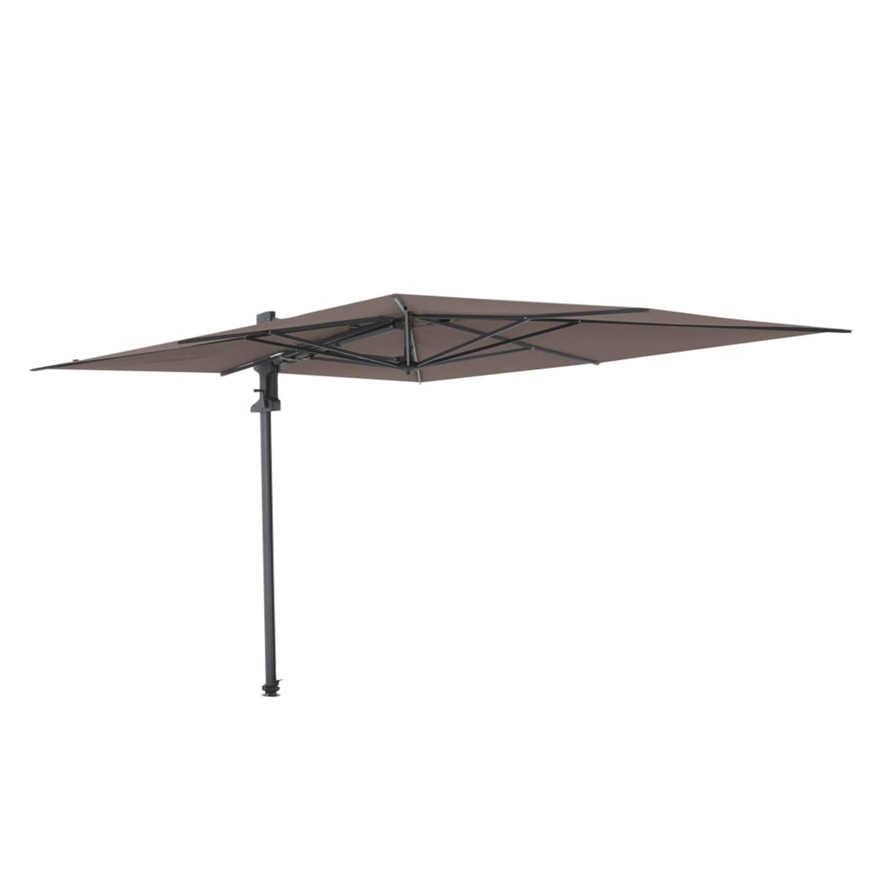Madison Parasol St-tropez 355x300 Cm Taupe