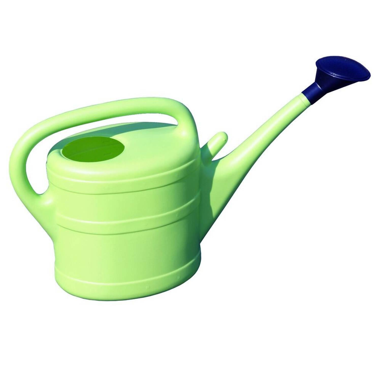 1x Limoen Groene Gieter Met Broeskop 10 Liter Tuin tuinier Benodigdheden Planten Water Geven Gieters Groen