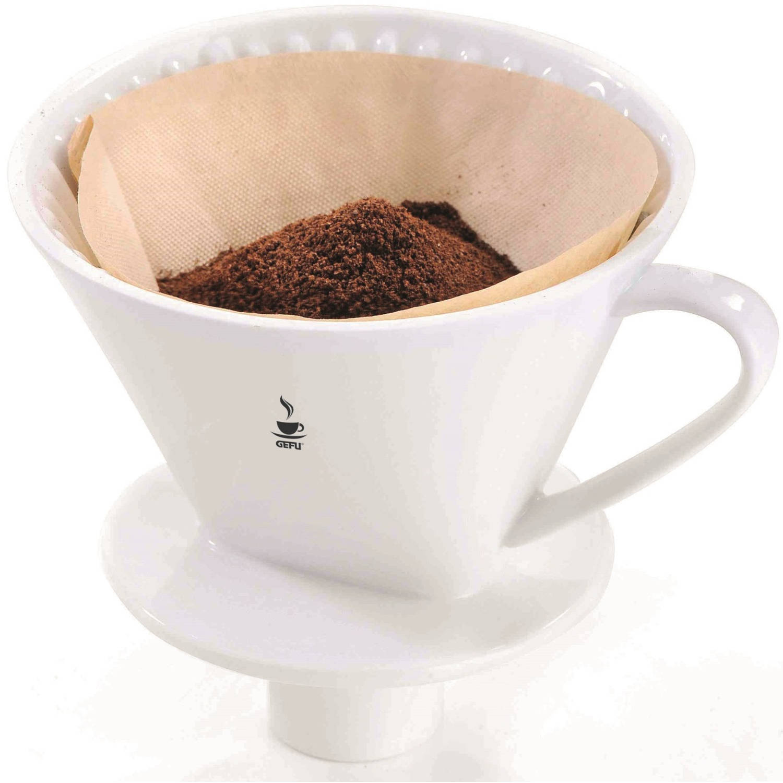 Gefu Koffiefilter Sandro Porselein Maat 4