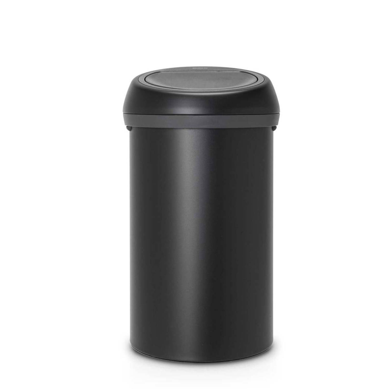 Touch Bin Afvalemmer - 60 liter - Moonlight Black
