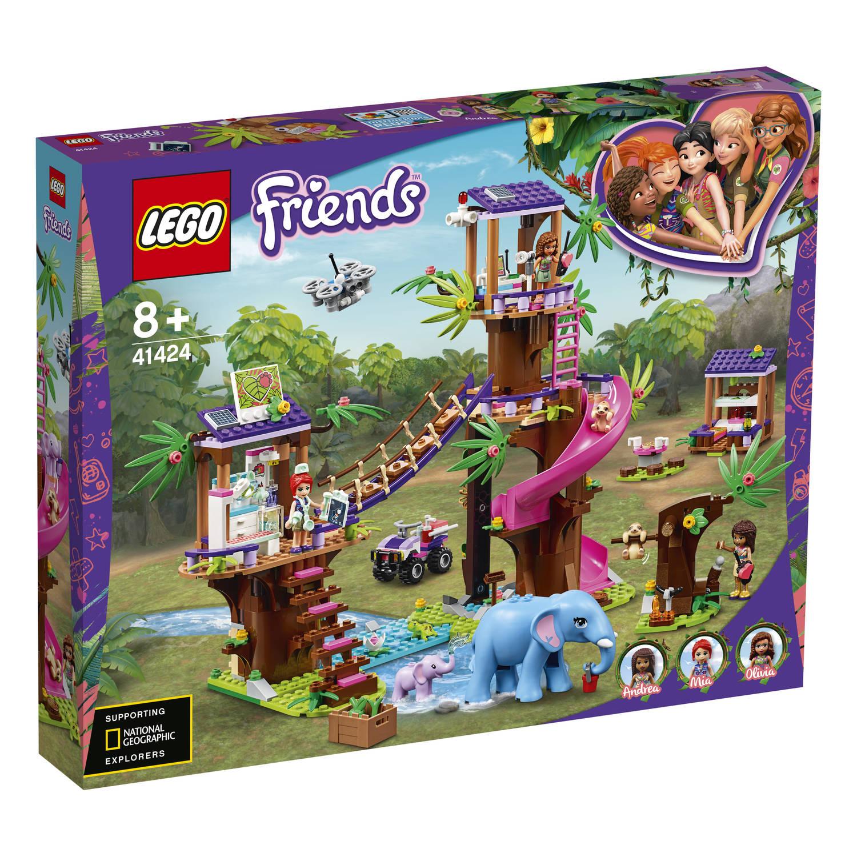 41424 Lego Friends Jungle Reddingsbrigade