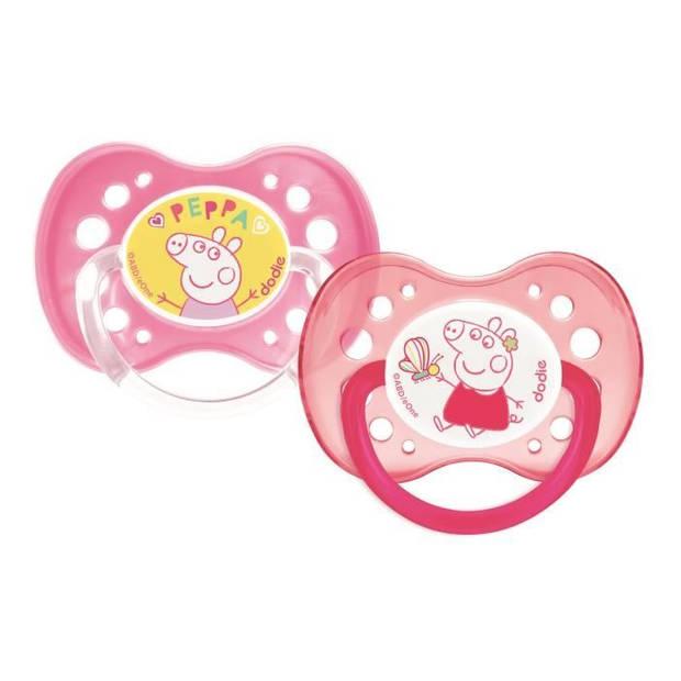 DODIE Duo A80 Peppa Pig - 18 maanden en ouder