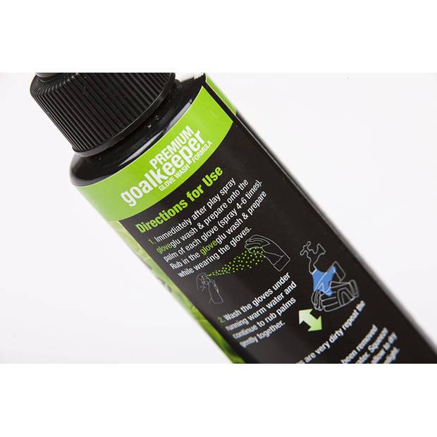 GloveGlu handschoenwas Wash & Prepare 250 ml zwart/groen