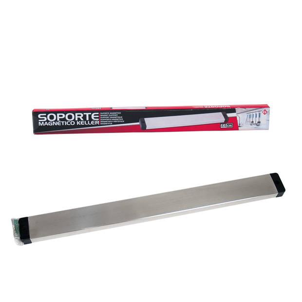 Gerimport - Magnetische Keukenmes Houder – Messenrek Messenstrip – Messen Magneet – 44cm