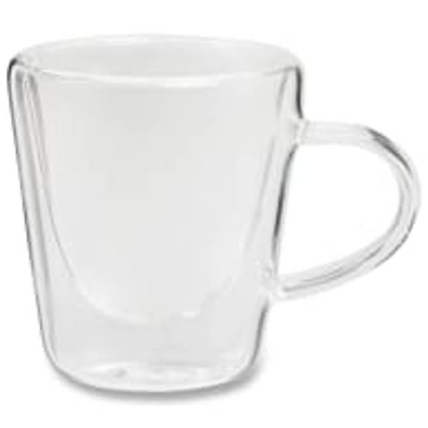 Blokker dubbelwandig espressoglas - 10cl