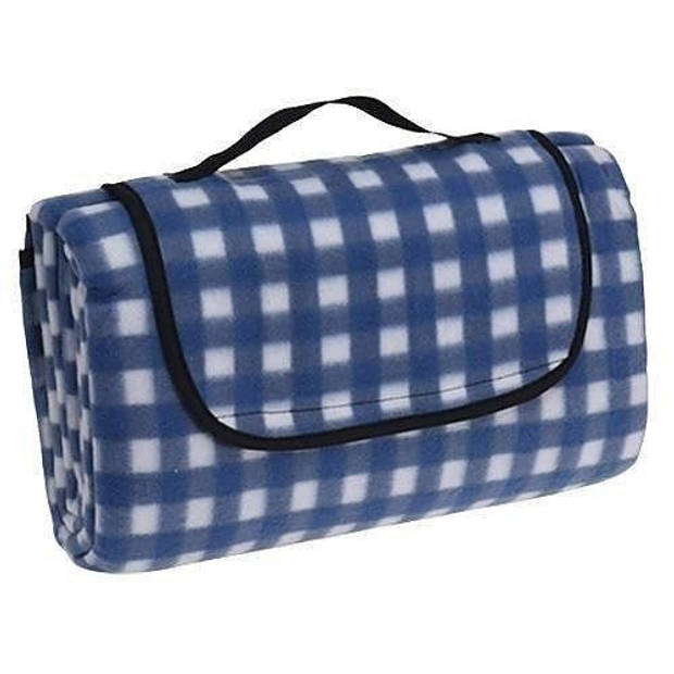 Orange85 Picknickkleed Blauw 130 x 160 cm