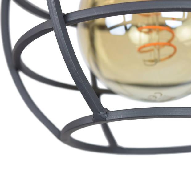 Lamponline Plafondlamp Globe small Ø 19 cm Zwart