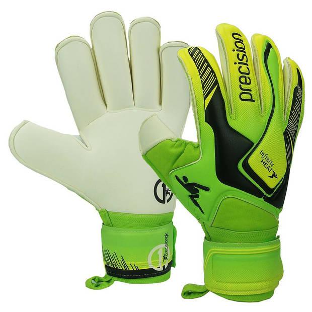 Precision keepershandschoenen Infinite Heat latex/EVA groen