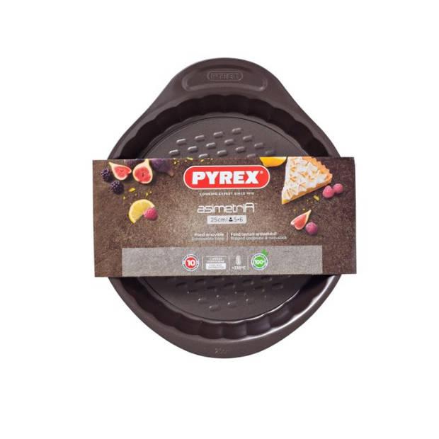 Taartvorm, 25 cm - Pyrex Asimetria