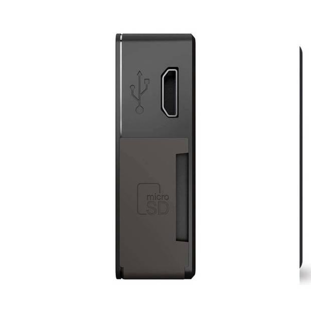 MaxiMondo snapcam - draagbaar - Full HD - actioncam - minicamera