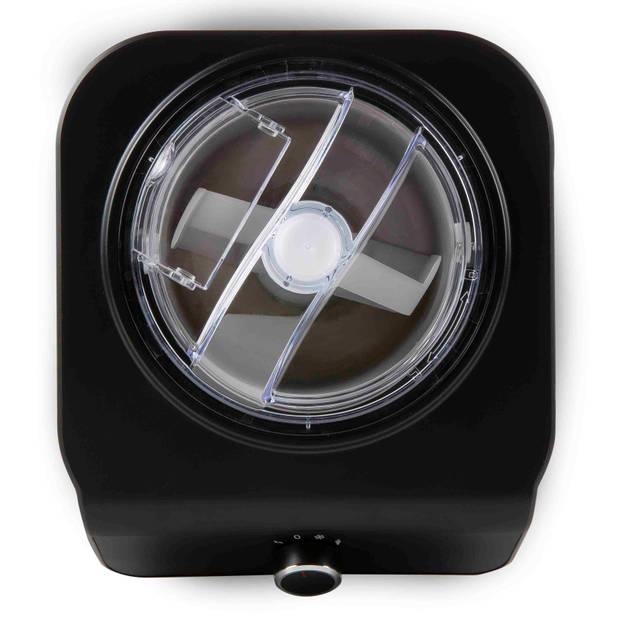 PRIMO PR401IM Roomijsmachine met compressor - 1,2L -wit/zwart