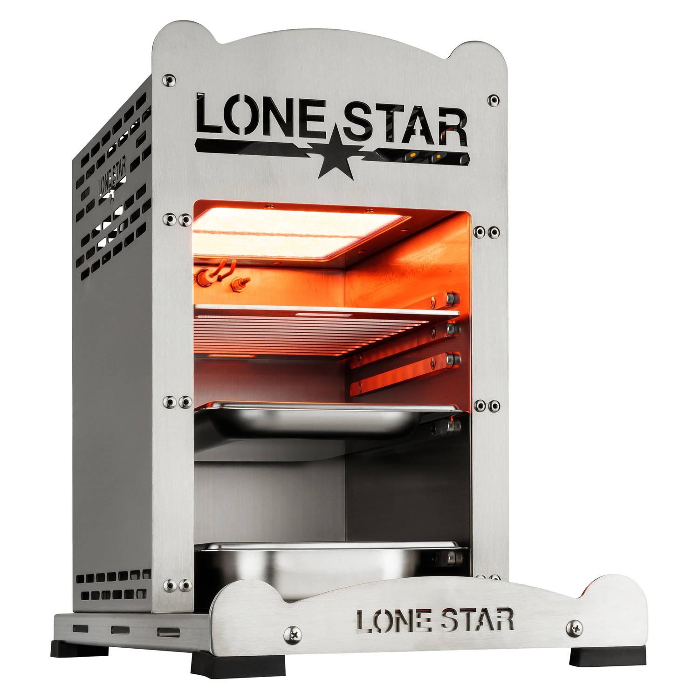 Lone Star Hoge Temperatuur Grill - Gas Bbq 'Beef Maker' - 800-870°c