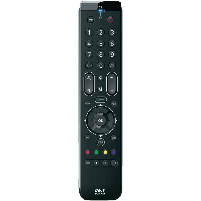 One voor All Essence TV univers. afst.bediening URC 7110