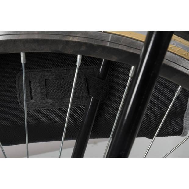 Dunlop Fietstas - met extra Opbergruimte - Afneembaar als Boodschappentas