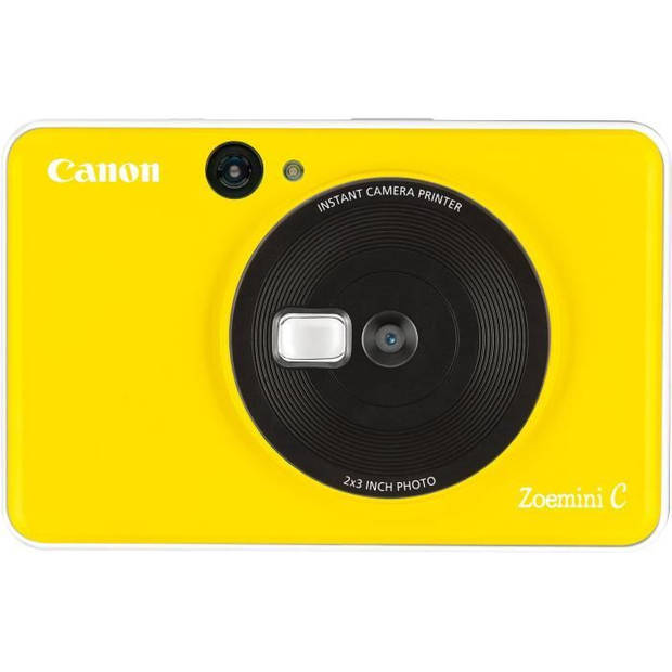 CANON Zoemini C Instant Camera - 5 MP - Gele zonnebloem