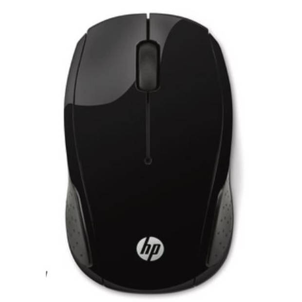 HP draadloze muis 200 X6W31AA - zwart