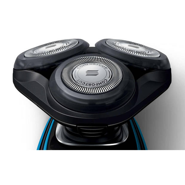 Philips AquaTouch elektrisch scheerapparaat S5050/04 - voor nat en droog scheren - snoerloos