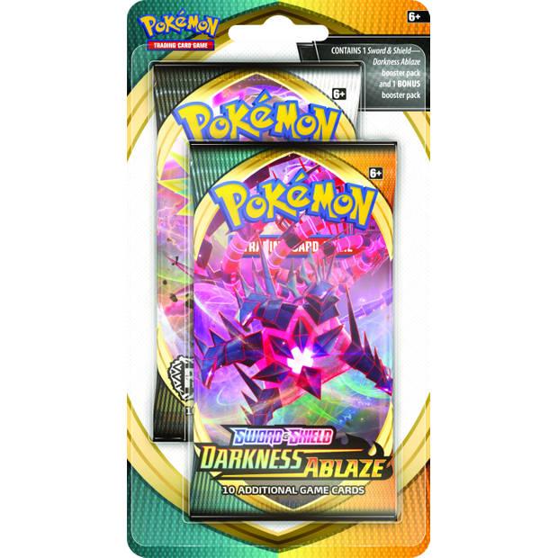 Pokémon TCG Sword & Shield Darkness Ablaze Celebration blister
