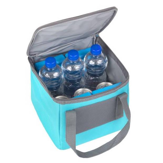 Basis Sterke Koeltas set Set van 25 + 10 Liter Coolerbag Blauw