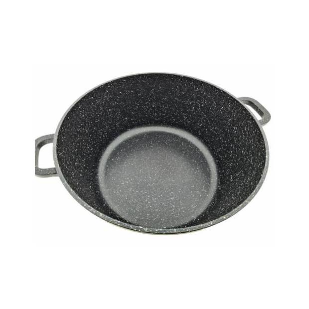Frico Grote Kookpan - Ø 40 cm - 18.5 liter - Marmeren Coating