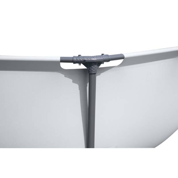 Bestway zwembad Steel Pro MAX 56406 - 305 x 76 cm - FrameLink systeem - eenvoudig op te zetten